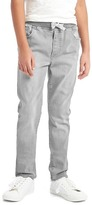 Gap Stretch straight pull-on jeans