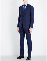 Armani Collezioni Tailored-fit Wool Suit