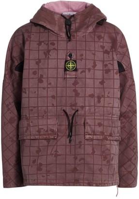 Stone Island Laser Camo Jacket