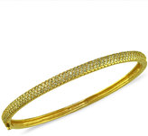 Trio by EFFY Pave Diamond Bangle in 14k White, Rose, or Yellow Gold (1-1/5 ct t.w.)