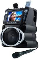"Karaoke Usa Karaoke USA Karaoke System with DVD, CD MP3-G & 7"" Color Screen"