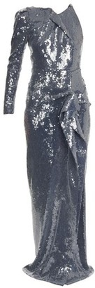 Roland Mouret Delamere long dress