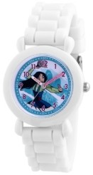 EWatchFactory Disney Princess Mulan Girls' White Plastic Watch 32mm