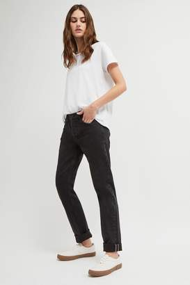 French Connenction Selvedge Slim Straight Jeans