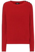 A.P.C. Joëlle wool and cashmere sweater