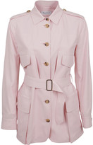 Max Mara Pink Cotton Jacket