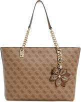 GUESS Sibyl Logo Extra-Large Signature Tote