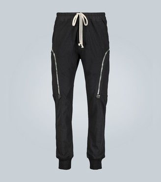 Rick Owens Tecuatl cargo pants
