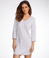 Karen Neuburger English Garden Knit Sleep Shirt