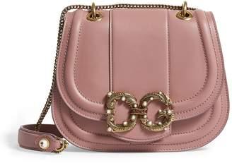 Dolce & Gabbana Leather Amore Bag