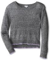 Splendid Littles Full Fashion Marled Sweater (Big Kids)