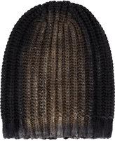Avant Toi ribbed beanie - men - Cashmere/Merino - One Size