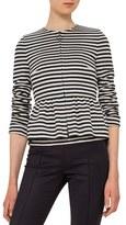 Akris Punto Women's Stripe Knit Jacket