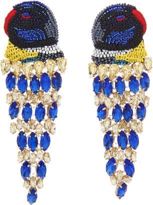 Mignonne Gavigan Lux Parrot Earring