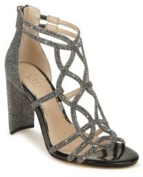 Badgley Mischka Filimena Ii Evening Women's Sandals Women's Shoes