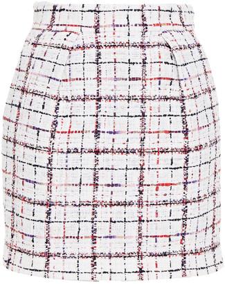 Alexandre Vauthier Boucle-tweed Mini Skirt