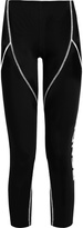 Fendi Side-logo performance leggings