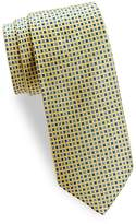 Saks Fifth Avenue Men's Silk Floral Medallion Tie