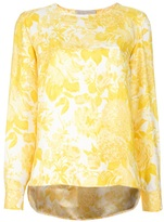 Stella McCartney floral print top