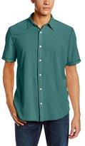 Margaritaville Men's Short Sleeve Baja Cali Shirt