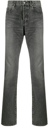 Saint Laurent Grey wash jeans