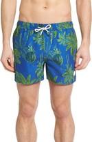 NATIVE YOUTH Men's Garwick Swim Trunks