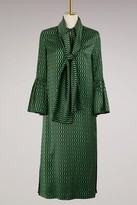 Fendi Silk long Dress