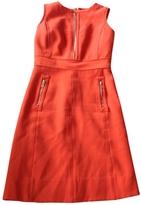 Tory Burch Orange Dress
