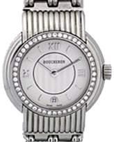 """Boucheron Classique"""" Stainless Steel Womens Dress Watch"""