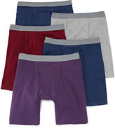 Fruit of the Loom 4-pk. Premium Cotton Boxer Briefs + Bonus Pair