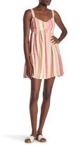 Lush Short Bust Detailed Dress