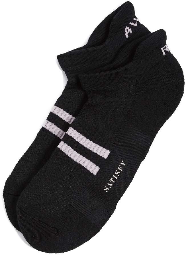 Satisfy Patchwork Low Socks