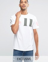 Ellesse T-Shirt With Oversized Logo