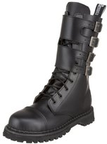 Pleaser USA Men's Attack 10 Lace-Up Boot