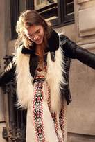 Urban Outfitters Shaggy Faux Fur Scarf