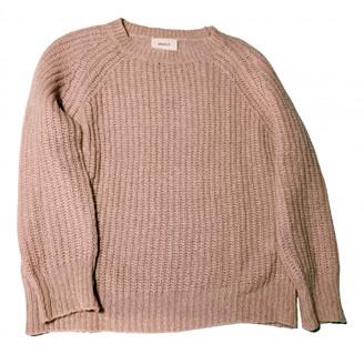 Vicolo Pink Wool Knitwear