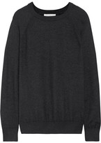 Vince Boiled Cashmere Sweater - Black