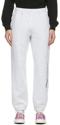 This Is Never That thisisneverthat Grey SP-Logo Sweatpants