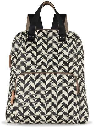Orla Kiely Bestie Backpack, Mono