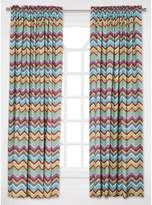 Crayola Mixed Palette Curtain Panel