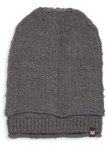 True Religion Ribbed Cuff Hat
