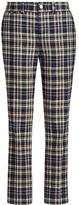 Polo Ralph Lauren Cotton Madras Straight Pant