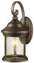 Home Decorators Collection Cambridge Outdoor Essex Bronze Large Wall Lantern