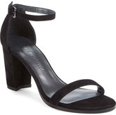 Stuart Weitzman 'NearlyNude' Ankle Strap Sandal (Women)