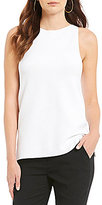 Antonio Melani Jolene Boatneck Sleeveless Knit Top