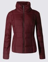 Marks and Spencer Padded & Quilted Coat with StormwearTM