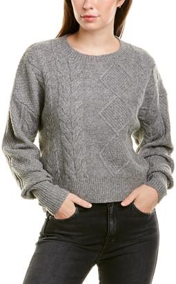 Michael Stars Penelope Wool-Blend Pullover