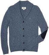 Original Penguin 5 Button Lambswool Cardigan