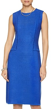 Misook Structured Sheath Dress