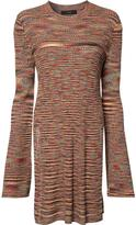 Ellery long ribbed jumper